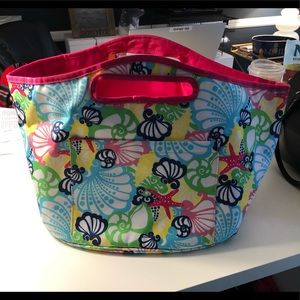New Lilly Pulitzer Multicolor Bucket Cooler